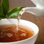 Чай в косметологии
